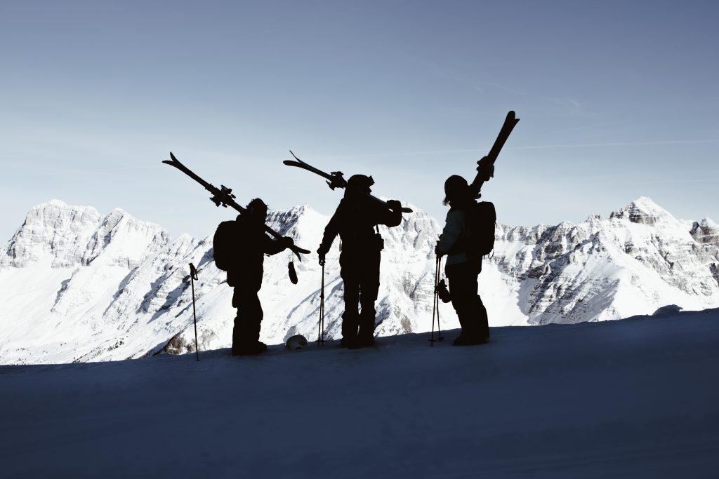 Stanice - #skiinterrail